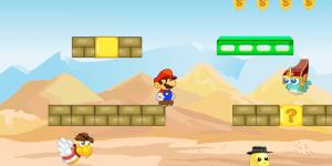 Mario Great Adventure 7