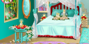 Hra - Barbie Wedding Room
