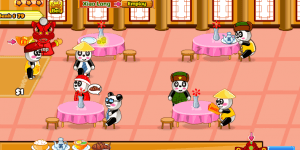 Hra - Panda Restaurant 3