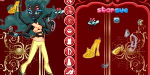 Monster High I Love Fashion Wydowna Spider