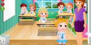 Hra - Baby Hazel School Hygiene