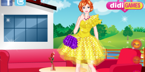 Ruffle Dresses