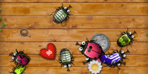 Hra - Bugs in Love