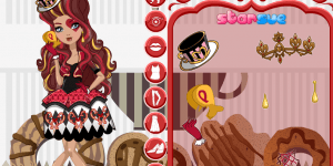Ever After High Lizzie Hearts In Hat-Tastic Party