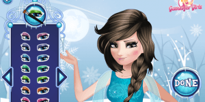 Hra - Elsa Great Makeover