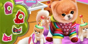 Hra - Baby Doggy Boo