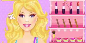 Barbie Gardening Expert