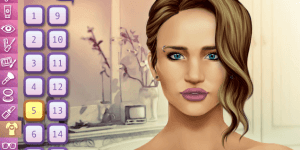 Hra - Rosie Huntington-Whiteley True Make Up