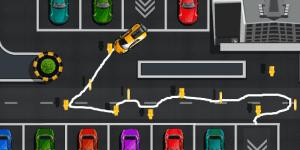 Hra - Line Parking