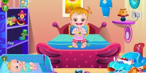 Hra - Baby Hazel Sibling Care