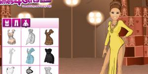 Beyonce Dress Up 2