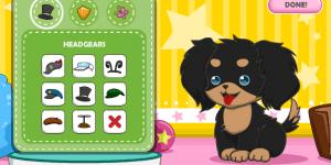 Hra - Happy Cute Puppy