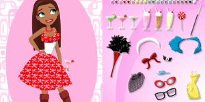Deluxe Pin Up Maker