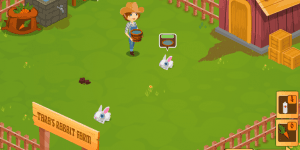 Hra - Rabbit Farmer