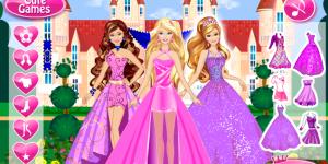 Barbie Princess High School