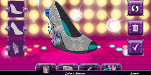 Hra - High Heel Styler