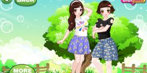 Hra - Flower Fans 1