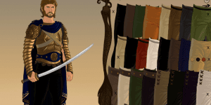 Male Warrior Maker