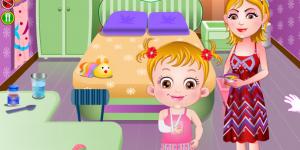 Hra - Baby Hazel Hand Fracture