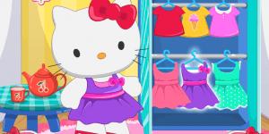 Hra - Hello Kitty Laundry Day