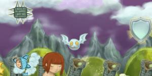 Hra - Cloudventure