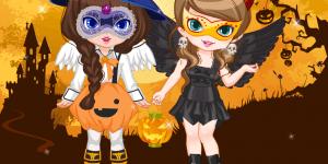 Hra - Halloween Costume Shopping