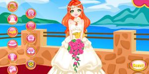 Deluxe Wedding Dress