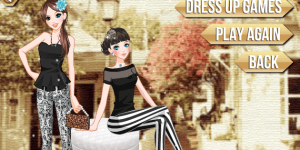 Miss Sweets 5 Dress Up