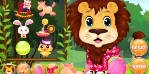 Baby Lion Salon