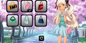 Hra - Spring Blossoms DressUp