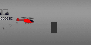 Hra - Helicopter