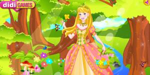 Spring Flowers Princess