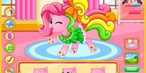 My Little Pony Pinkie Pie Rainbow Power Style