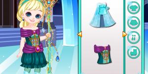 Hra - Elsas New Staff