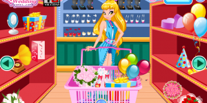 Hra - Winx Stella Wedding Shopping