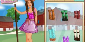 Fashion Studio Farm Dress