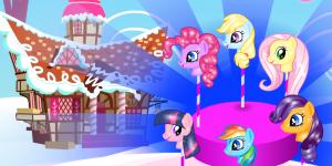 My Little Pony Cake Pops