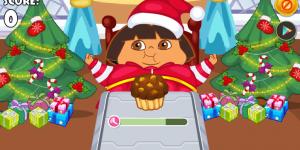 Hra - Fat Dora Eat Eat Eat