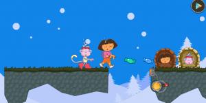 Dora And Boots Sleepwalking