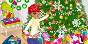 Emily's Diary Christmas Tree