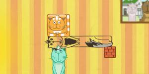 Hra - Cat Balance