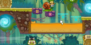Hra - Snail Bob 8 Island Story