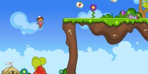 Hra - Dora Rescue Squad