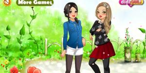 Hra - Flower Petals Fashion 1