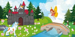 Fairy Castle Design