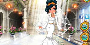 Hra - Disney Princess Wedding Dresses
