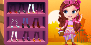 Hra - Baby Barbie Ever After High