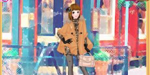 Mantle Fashion Girl