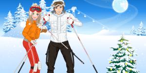 Hra - Sarah's Skiing Holiday