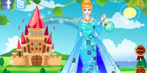 Disney Princess Gowns